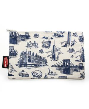 Pouch: Strand City Toile