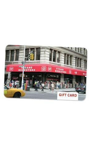 Strand Gift Card - Keep Calm and Read On Gift Cards