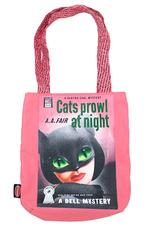 Tote Bag: Cats Prowl At Night Strand Exclusives