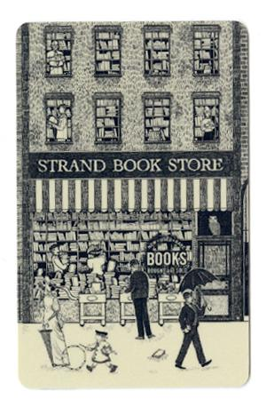 Strand Gift Card: Victorian Reader Gift Cards