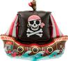Balloon: Pirate Ship Stationery