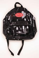 Backpack: City Scape In Black