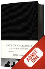 01/29 Event + Book: Unknown Pleasures: Inside Joy Division Rock