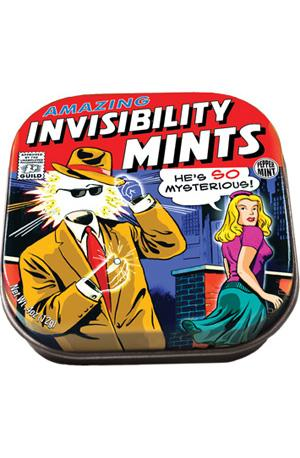 Mints: Invisibility