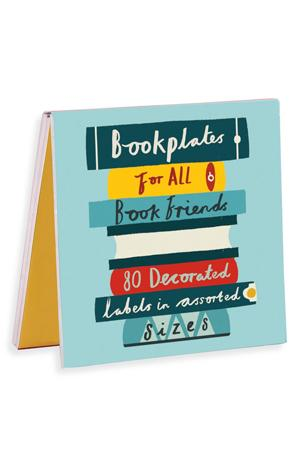 Book Friends Book of Labels Book Accessories
