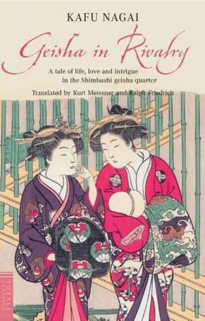 Geisha In Rivalry Lower Priced Than E-Books