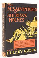 The Misadventures of Sherlock Holmes Mystery & Science Fiction