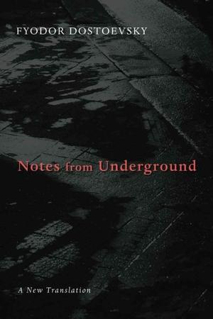 Notes from Underground Lower Priced Than E-Books