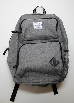 Backpack: Grey Independent New Arrivals!