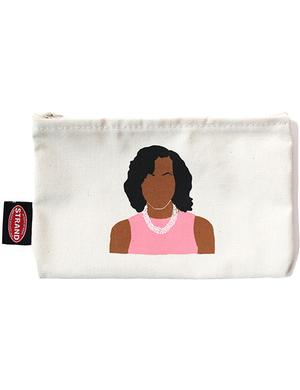 Pouch: Michelle Obama ICON