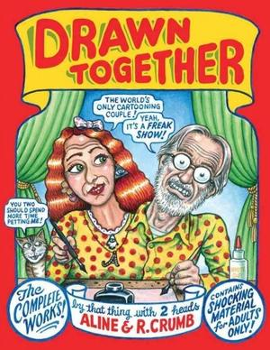Legendary Underground Cartoonist Aline Crumb Discusses Her New Book, Drawn Together